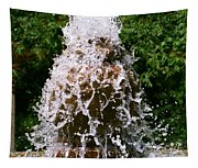 Water Fountain  Tapestry