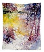 Watercolor 040908 Tapestry