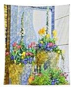 Window Dressing Tapestry