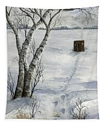 Winter Splendor Tapestry