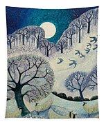 Winter Woolies Tapestry