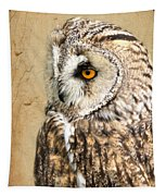 Wise Owl Tapestry