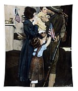 World War I: Deployment Tapestry
