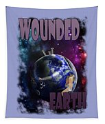 Wounded Earth Tapestry
