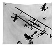 Wwi: Dogfight Tapestry