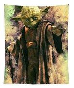 Yoda Tapestry