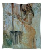 Young Girl 57905062 Tapestry