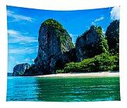 Krabi Beach 2 Tapestry