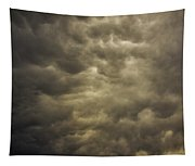 May Nebraska Storm Cells Tapestry