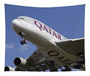 Qatar Airlines Airbus A380 Tapestry
