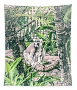 10773 Cotton Topped Tamarin Tapestry