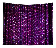 Abstract Lights Tapestry