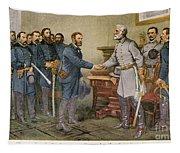 Lees Surrender 1865 Tapestry