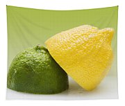 12 Organic Lemon And 12 Lime Tapestry