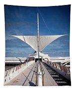 1273 Milwaukee Museum Of Art Tapestry