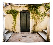 Alcazar Of Seville - Seville Spain Tapestry