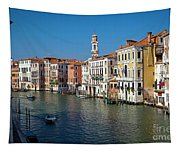 1399 Venice Grand Canal Tapestry