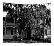13th House On 13th Street Tapestry