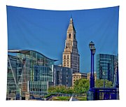 Downtown Hartford Tapestry