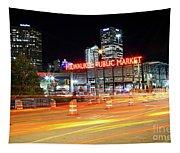 1405 Milwaukee Public Market Tapestry