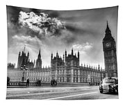 Westminster Bridge London Tapestry