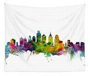 Philadelphia Pennsylvania Skyline Tapestry