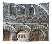 Alcazar Of Seville - Seville Spain Tapestry