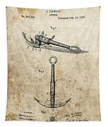 1887 Anchor Patent Tapestry