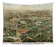 1897 Nashville Tennessee Tapestry