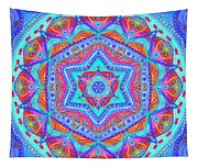 Birth Mandala- Blessing Symbols Tapestry