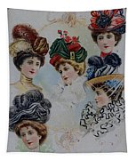 19 Century Ladies Hats The Delineator Early Autumn Hats Tapestry