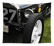 1920-1930 Ford Racer Tapestry