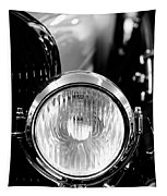 1925 Lincoln Town Car Headlight Tapestry