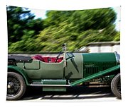 1926 Bentley Automobile Tapestry