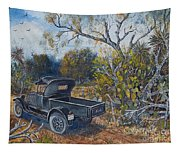 1926 Ford Truck Tapestry