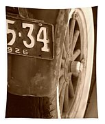 1926 Model T Ford Tapestry
