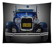 1929 Model A Ford Convertible Tapestry
