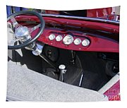 1931 Ford Dashboard Tapestry