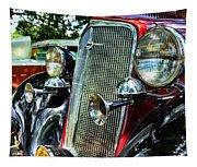 1934 Chevrolet Head Lights Tapestry