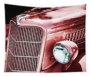 1935 Ford Sedan Hood Tapestry