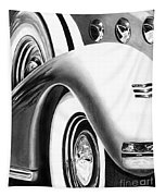 1935 Lasalle Abstract Tapestry