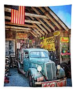 1937 Ford Pickup Truck Tapestry