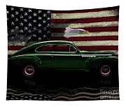 1941 Buick Century Tribute Tapestry
