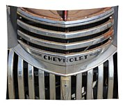 1941 Chevy - Chevrolet Pickup Grille Tapestry