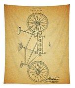1945 Schwinn Tandem Bicycle Tapestry