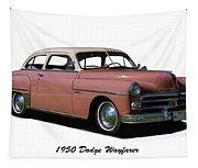 1950 Dodge Wayfarer 2 Door Sedan Tapestry