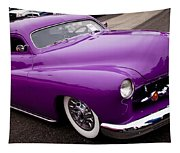 1950 Purple Mercury Tapestry