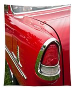 1955 Chevrolet Bel Air Tail Light Tapestry