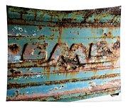 1955 Gmc Truck Tailgate Tapestry