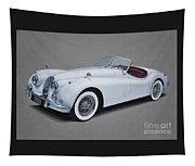 1957 Jaguar Xk140 Tapestry